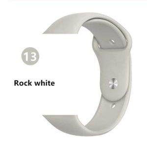 ❤️NEW Rock Sport Silicone Band For Apple Watch